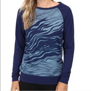JOSIE NATORI~Break Dance Super Soft Sweatshirt Top